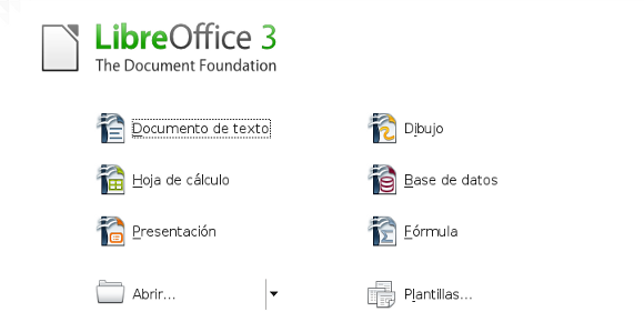 LibreOffice en espaol