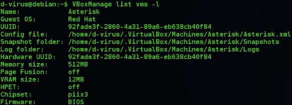 lista virtualbox