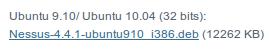 nessus ubuntu 10.04