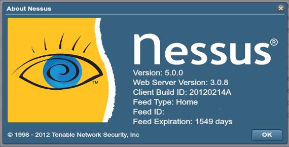 Nessus 5.0