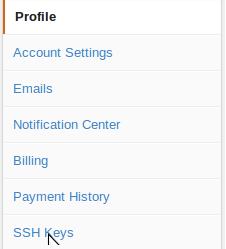 SSH Key Git