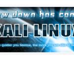 Presentación e instalación Kali linux