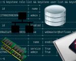 Keystone | Creación de Tenants, Roles y Usuarios