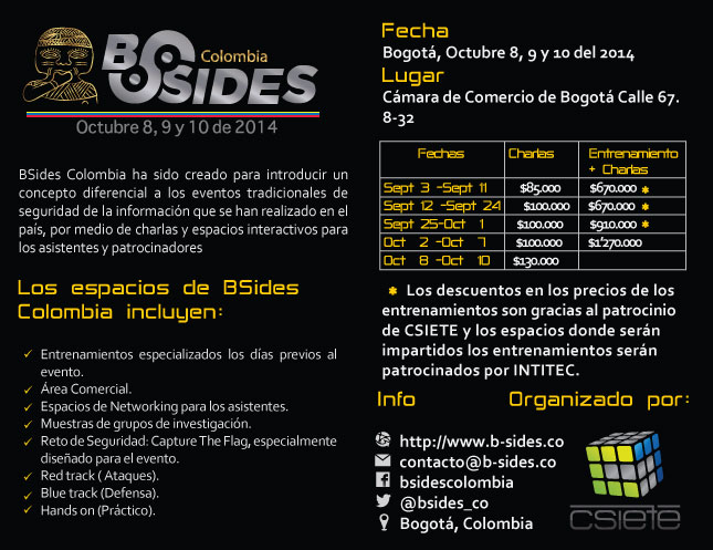 BSides-Colombia