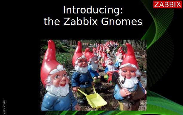 zabbix-gnomes